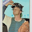 1966 Topps Merritt Ranew (error card) #62 California Angels Baseball Card, cards