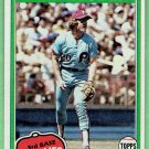 Topps 1981 Mike Schmidt #540 Philadelphia Phillies Baseball Card, cards