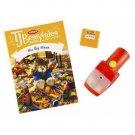 New Hasbro Playskool TJ Bearytales My Big Mess Cartridge & Book