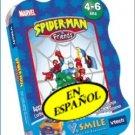 VTech VSmile Game in Spanish Spiderman y Amigos Misiones Secretas Smartridge