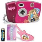Bratz PI 35MM Camera w/ Film and Bonus Rockin' Photo Frame