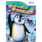 Nintendo Wii Defendin De Penguin Video Game