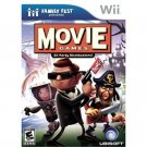 Nintendo Wii Family Fun Fest Presents Movie Games