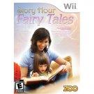 Nintendo Wii Story Hour Fairytales