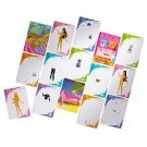 Barbie iDesign Fashion Cards - Beach