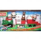 Fisher Price Little People Musical Christmas Train