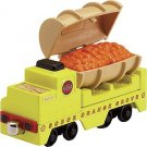 Take Along Thomas - Scented Orange Barrel Car - Learning Curve - Die Cast Train
