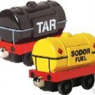 Take Along Thomas & Friends - Fuel Car & Tar Tanker - Learning Curve - Die Cast Train