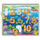 LeapFrog Tad's Undersea Counting 10pc Wood Puzzle