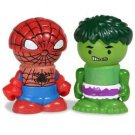 Marvel Figures: Spider-Man and Hulk 2-Pack - Learning Curve