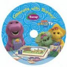Fisher-Price: InteracTV Learning System - Celebrate with Barney Activity Card