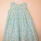 Lilly Pulitzer Tiffy Dress White Monkey In Around 18 - 24  Months