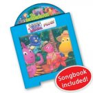 "Fisher Price Learn Through Music Plus ""The Backyardigans"" Adventure Around the World"