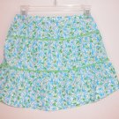 Lilly Pulitzer Patton Skirt White Monkey In Around size 7