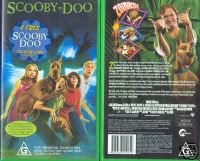Scooby Doo VHS