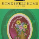 DMC's HOME SWEET HOME Counted Cross Stitch Pattern