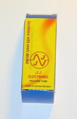 NEW JJ Tesla 12AT7 ECC81  Pre Amp Tube