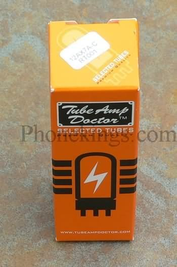 NEW TAD Tube Amp Doctor 12ax7a EC83 preamp Tube