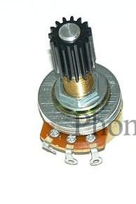 Clyde wah wah pot 100K Potentiometer for Vox Crybaby