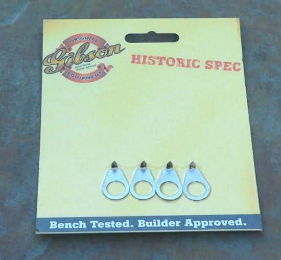NEW Gibson Knob pointers    HISTORIC