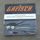 NEW Genuine Gretsch Strap buttons  Chrome