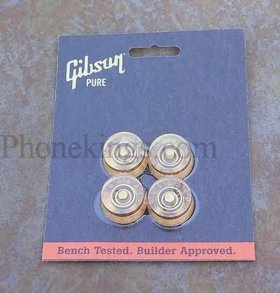 Genuine GIBSON Speed knob Volume tone knobs GOLD