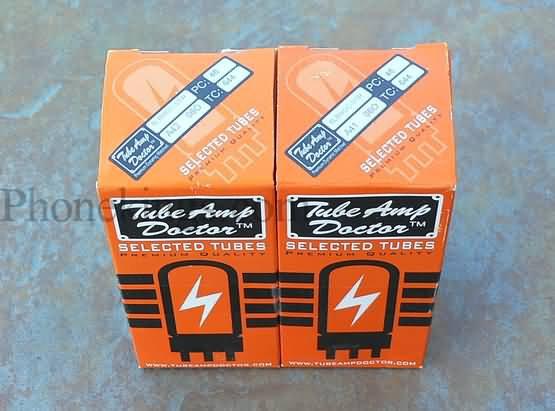 NEW TAD 6V6 Tube Amp Doctor  6V6GTB  Tubes  Pair