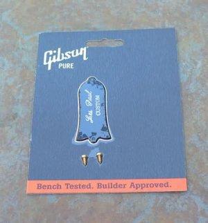 Genuine GIBSON Truss rod cover For Les Paul Custom