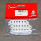 NEW Fender stratocaster strat Pickup Covers White