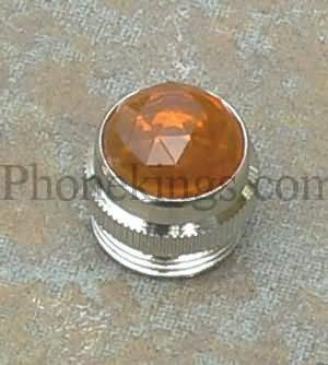 Power indicator light Jewel For Fender amp Orange