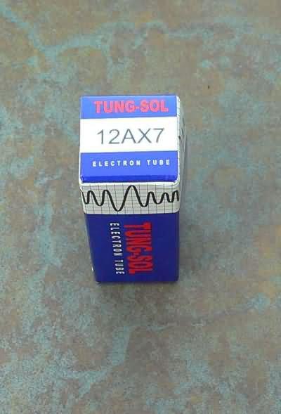 NEW   Reissue Tung Sol 12Ax7 tube