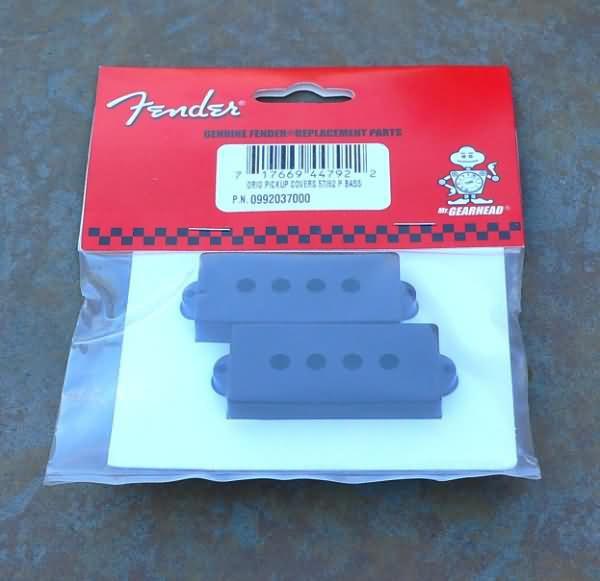 Genuine Fender Precision  Bass Pickup covers