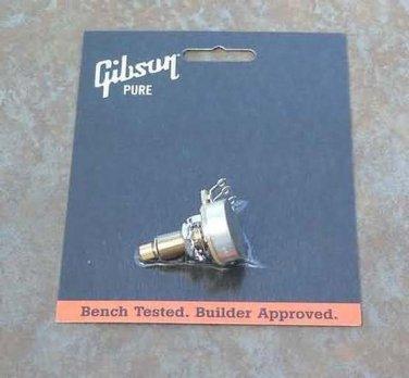 Gibson 500K potentiometer pot 500k  Long shaft for Les Paul