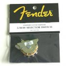 New Fender Stratocaster Strat 5-way switch