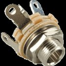 "Switchcraft  Input Jack  12A 1/4"" Mono   (10 Pack)"