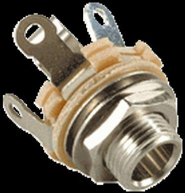 "Switchcraft  Input Jack  12A 1/4"" Mono   (10 Pack)"