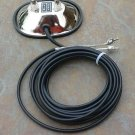 Fender Vintage 2 Button  footswitch  two RCA ends  for Twin, Deluxe