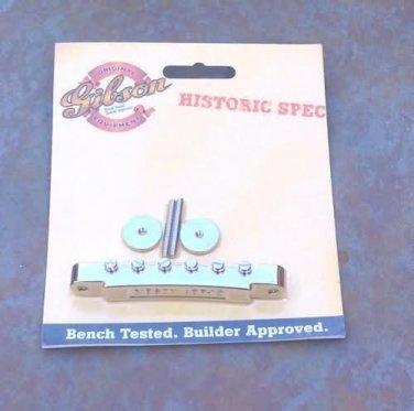 Gibson Historic ABR-1 Bridge  Les Paul Nickel Non Wire