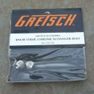Gretsch Strap buttons  Chrome