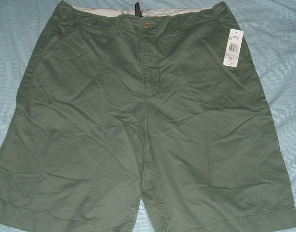 Ralph Lauren Polo Jeans Co Big Tall Shorts Sz 42
