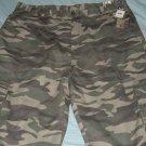 Makaveli Camouflage Big Tall Shorts 46