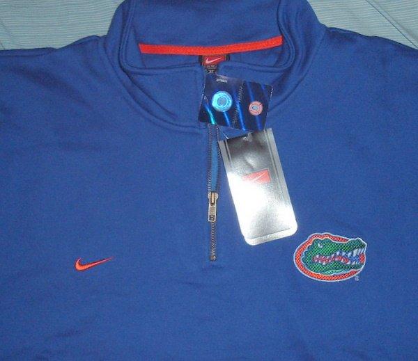 Nike Air Florida Gator Pullover Big Tall Shirt 4x4xl