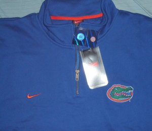 Nike Air Florida Gator Pullover Big Tall Shirt 4x4xl