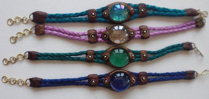 Marble Braided Bracelet