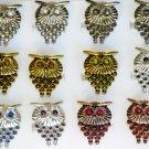 Owl Rings