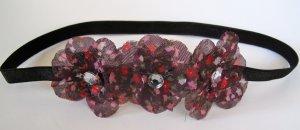 3 Flower Hippie Headband