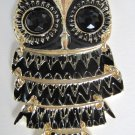 Owl Necklace (Long- ONE LEFT!)