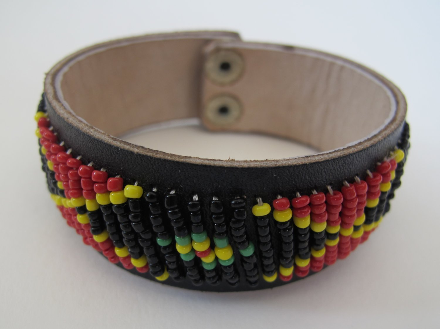 Beaded Tribal Bracelet