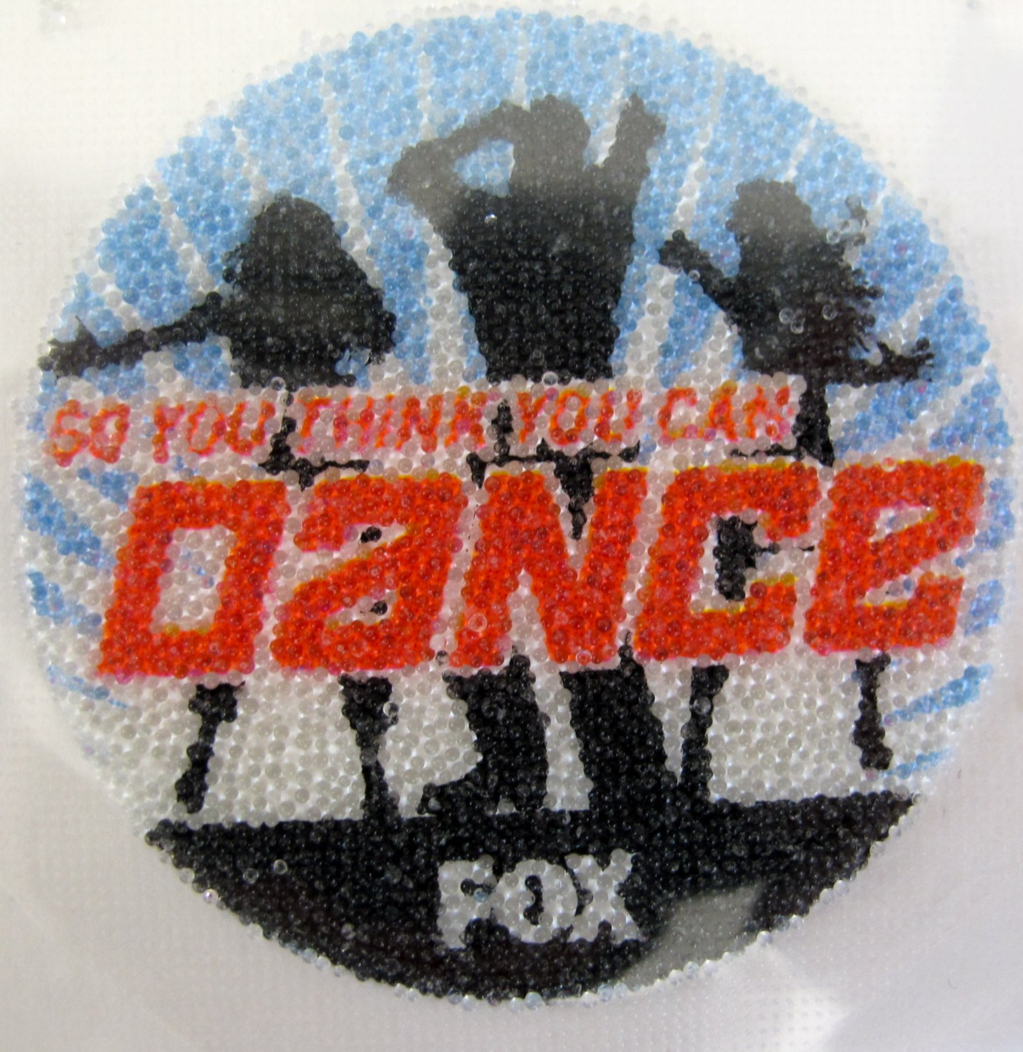 So You Think You Can Dance Sticker Tattoo