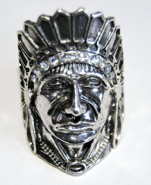Native American Ring (Silver)